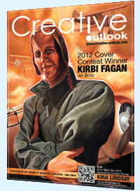 Creative Outlook Magazine Cover