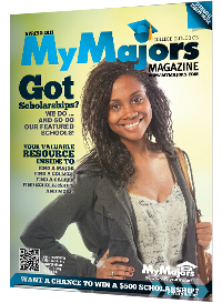 MyMajors Magazine Cover