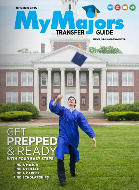 Transfer Guide, Spring 2015