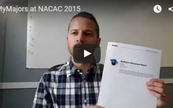MyMajors at NACAC 2015