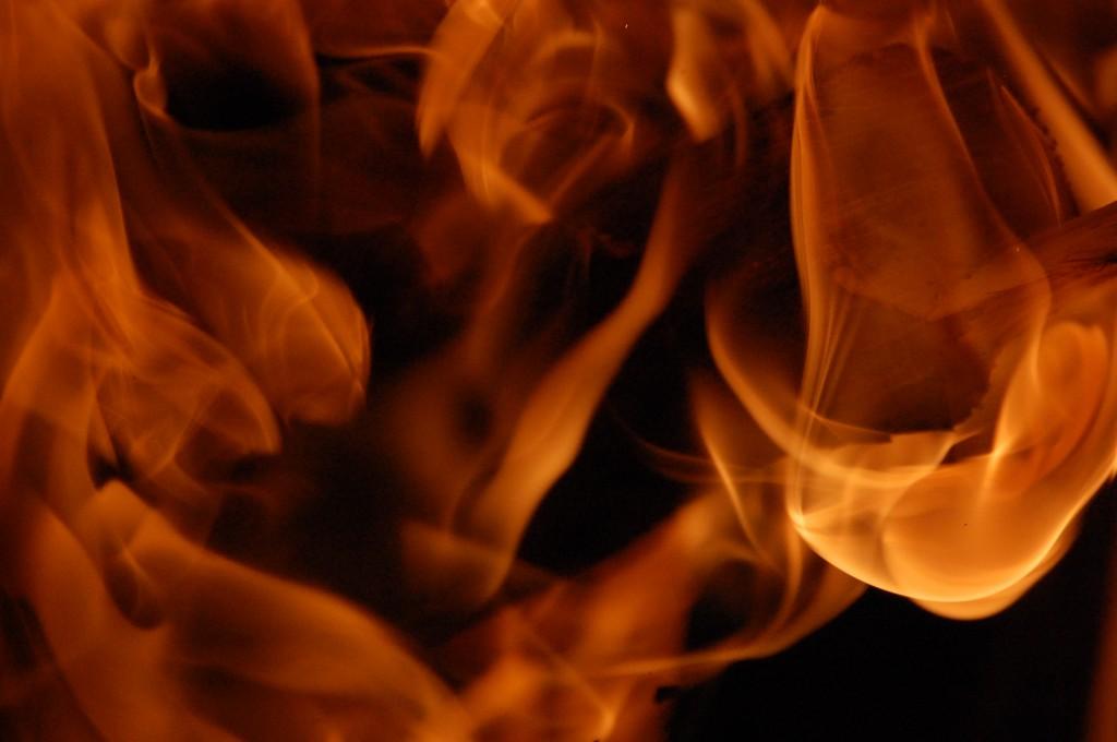 Alien Flames