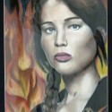 girl on fire 125x125 2012 Cover Contest
