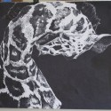 giraffe pointillism by blackdevi d4zfiw5 125x125 2012 Cover Contest