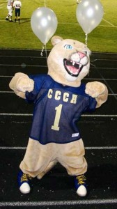 Mascot picture 168x300 Cody the Cougar