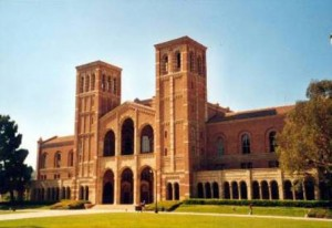 UCLA Campus Photo
