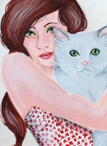 Trisha meow 219x300 Pace Cars Favorite #CreativeCover