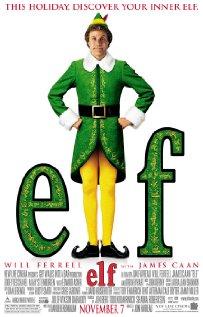 Elf Movie Poster (2003)