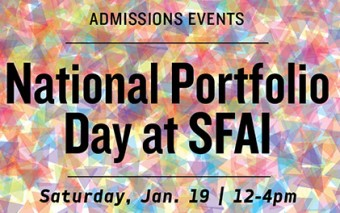 National Portfolio Day Jan. 19 Set at San Francisco Art Institute