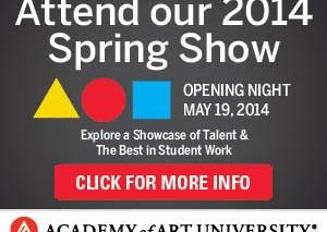 Spring Show 2014 – Academy of Art University