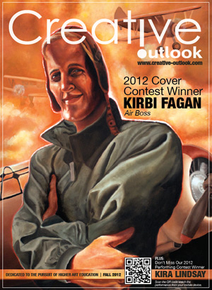 Creative Outlook Magazine Cover Contest 2013
