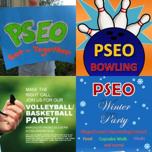 The PSEO Student Assocation Experience