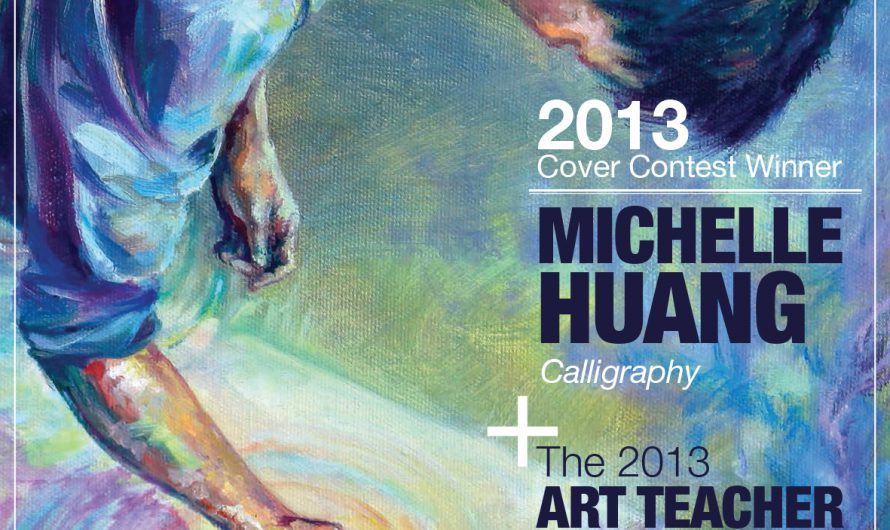 Michelle Huang-2013 Creative Outlook Cover Contest Winner