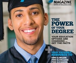 MyMajors Fall 2013 Magazine – $500 Scholarship