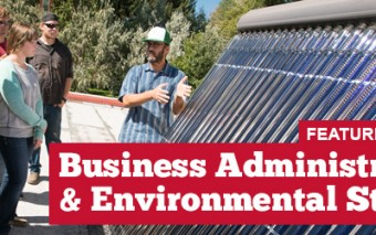Environment & Sustainability – Business Administration #MajorMonday