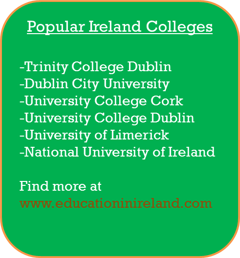 Ireland Colleges