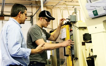 Advanced Manufacturing Design Technology Major #MajorMonday