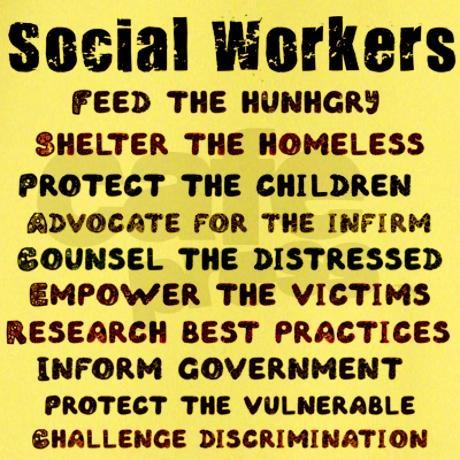 Social Work Major #MajorMonday
