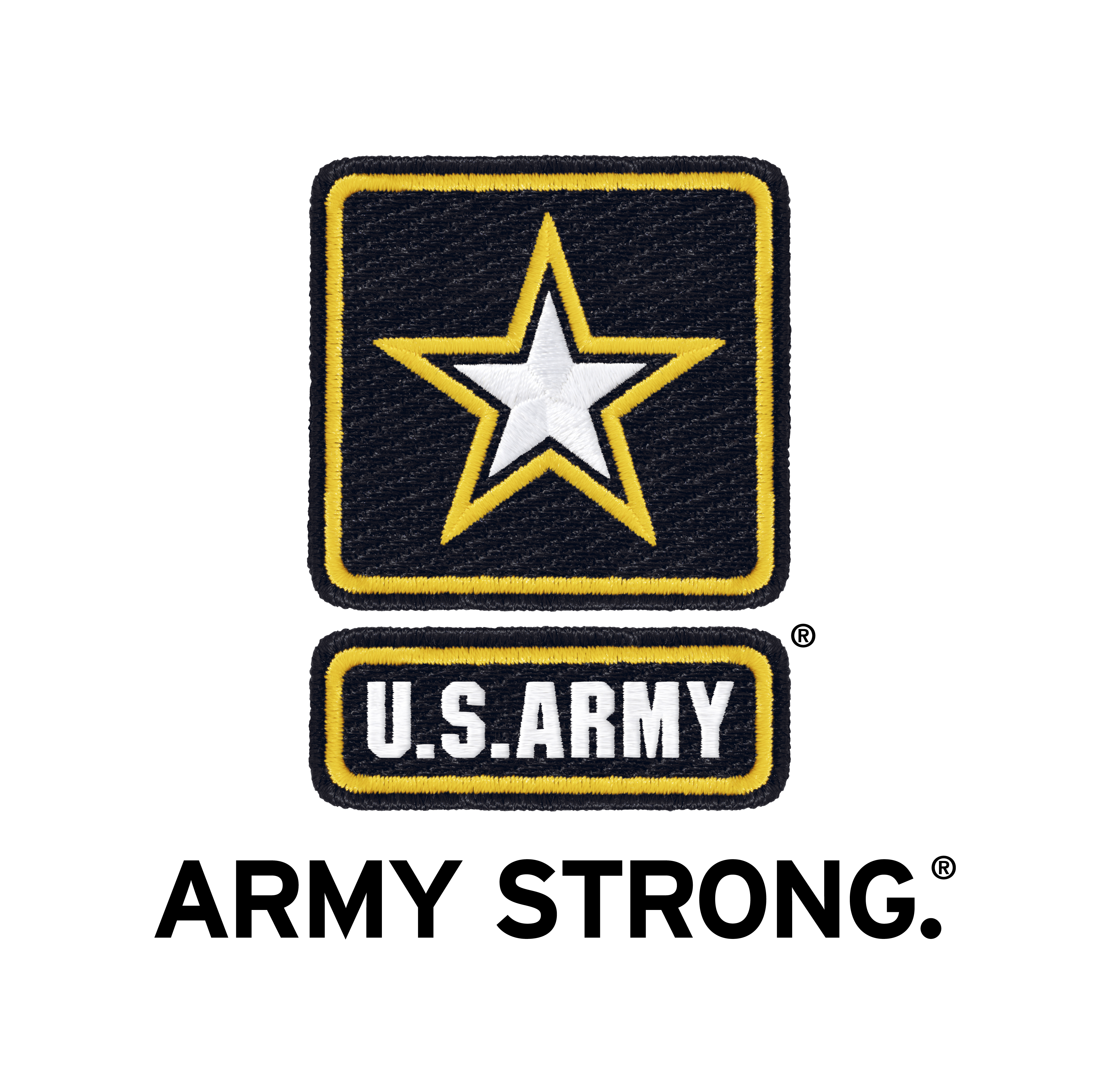 U.S. Army Logo Army ROTC   With Strength Comes Responsibility