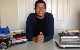 Kenny Acevedo – 2014 MyMajors Intern