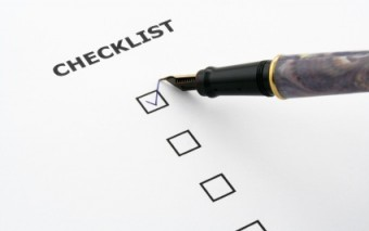 College Application, Essay-Writing Checklist