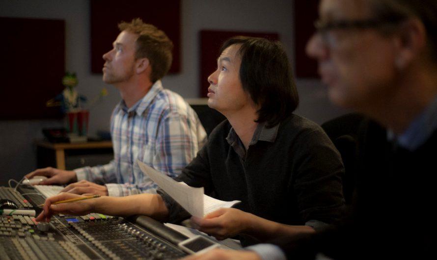 Audio Engineering Major #MajorMonday