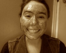 All Natural Honey Mask